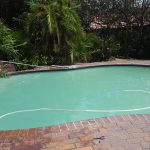 edenvale pool clean