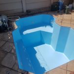 pool drop