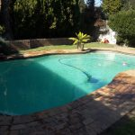 pool cleaning / maintenance