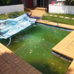 swimming pool contract